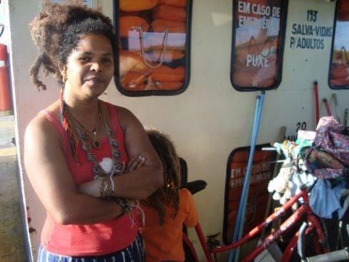 Ciclonômades: Sumira e a filha mais nova